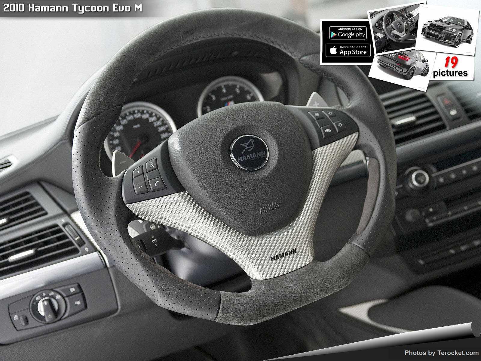 Hình ảnh xe ô tô Hamann Tycoon Evo M 2010 & nội ngoại thất