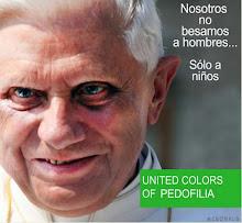 protesta del papa por la foto anterior