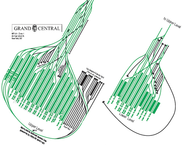 grand central station map images