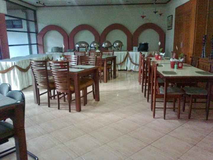 Restoran di Hotel Pangalengan