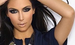 Kim Kardashian - Her modernen Stil