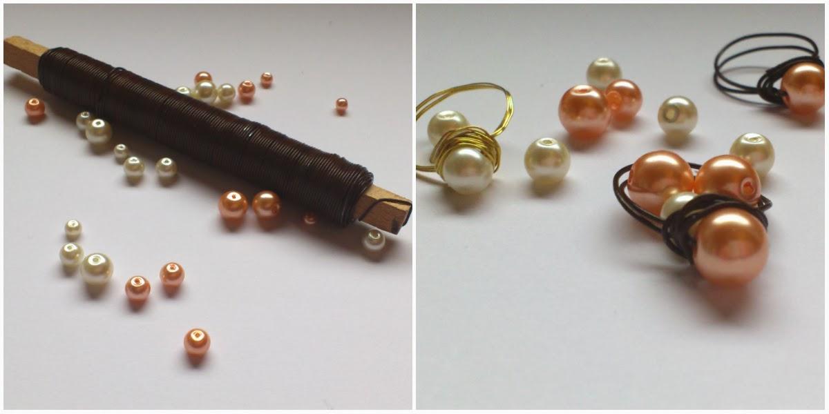 Skirts & Skittles: DIY Ring aus Draht