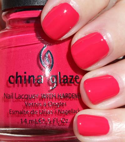 Senchilla S Little Blog China Glaze Stamping