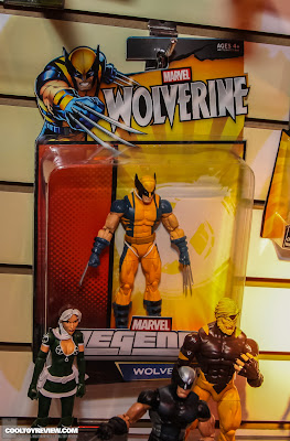 Hasbro 2013 Toy Fair Display Pictures - Wolverine Marvel Legends - Wolverine