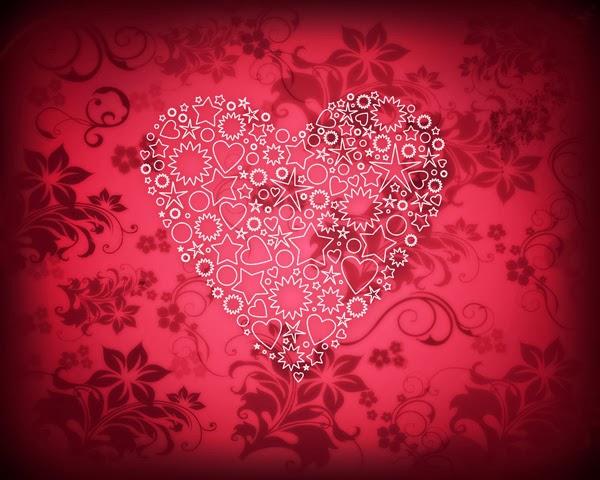 Cara Membuat Kartu Valentine Degan Frame di Photoshop CS5.