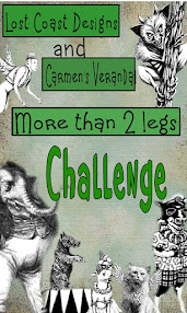 Challenge #47 MORE THAN TWO LEGS