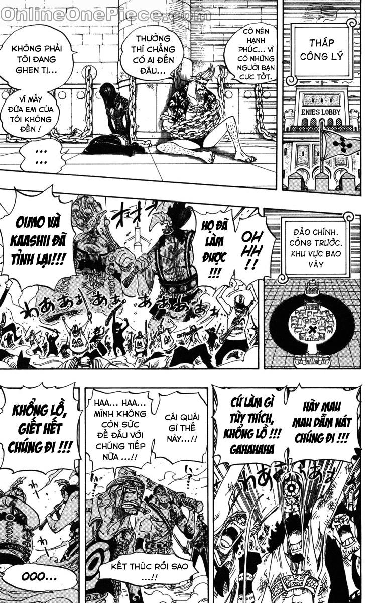 One Piece - Đảo Hải Tặc chap 384 page 17 - IZTruyenTranh.com