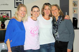 breast cancer blog; best friends support; reflection