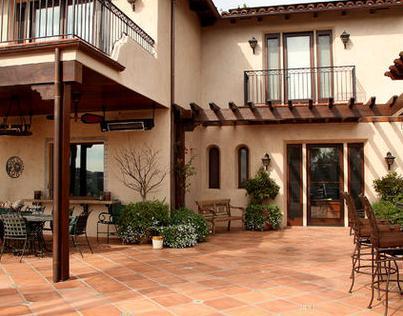 Fotos de terrazas terrazas y jardines terrazas for Terrazas 2do piso
