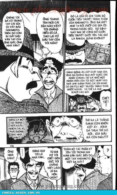 Detective Conan - Thám Tử Lừng Danh Conan chap 540 page 16 - IZTruyenTranh.com