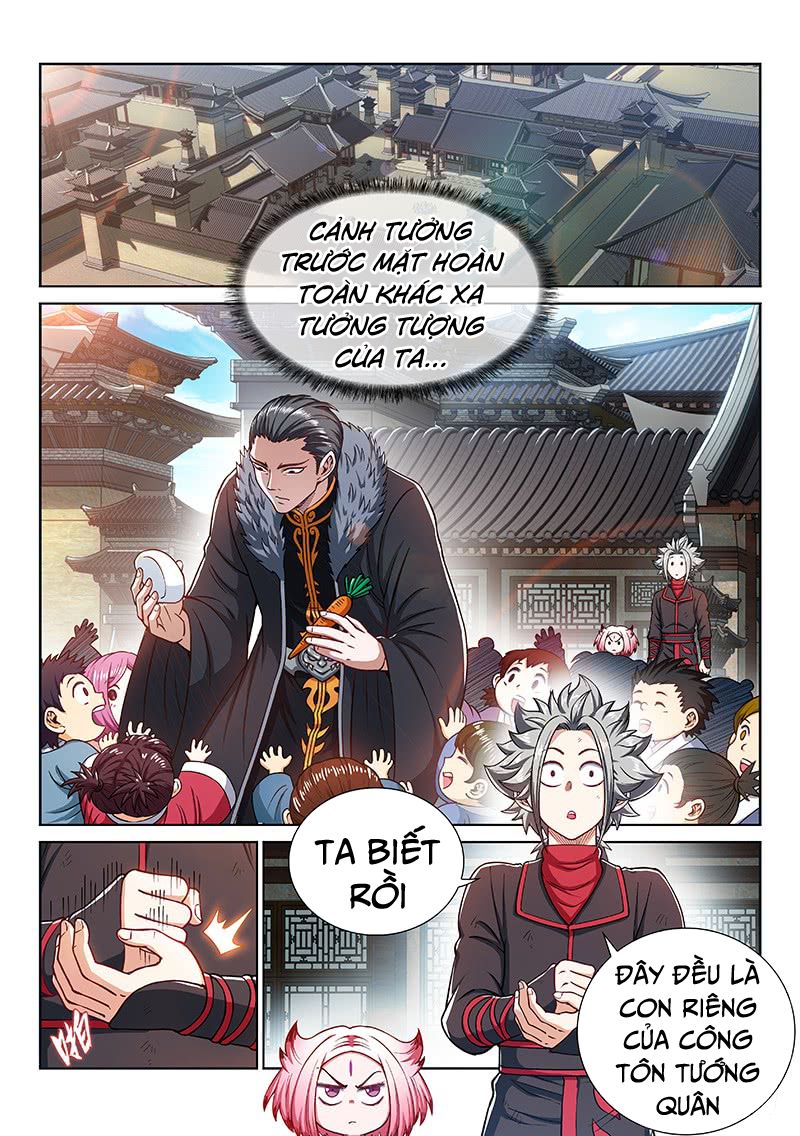 Ta Là Đại Thần Tiên chap 220 - Trang 4