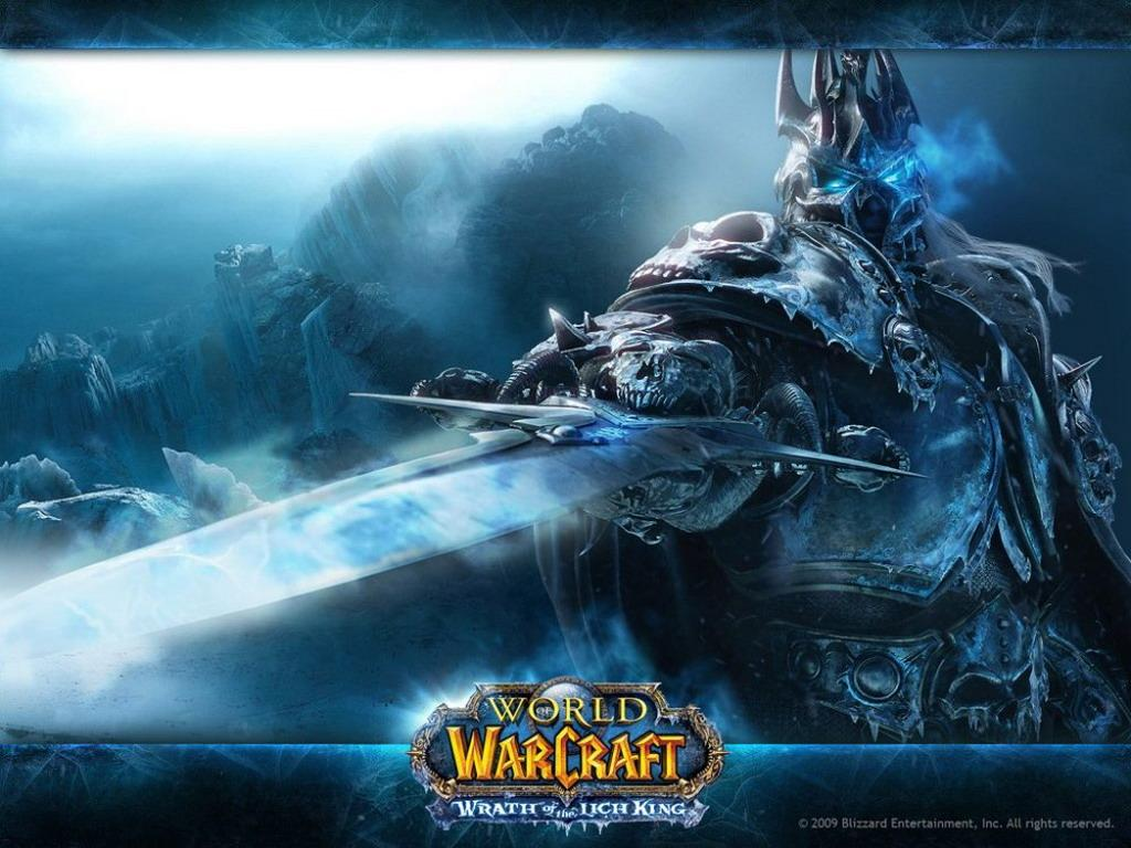 World of Warcraft HD & Widescreen Wallpaper 0.350223625954197