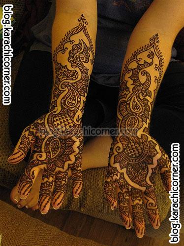 Bridal Mehndi Design Images Mehndidesignsclub All About