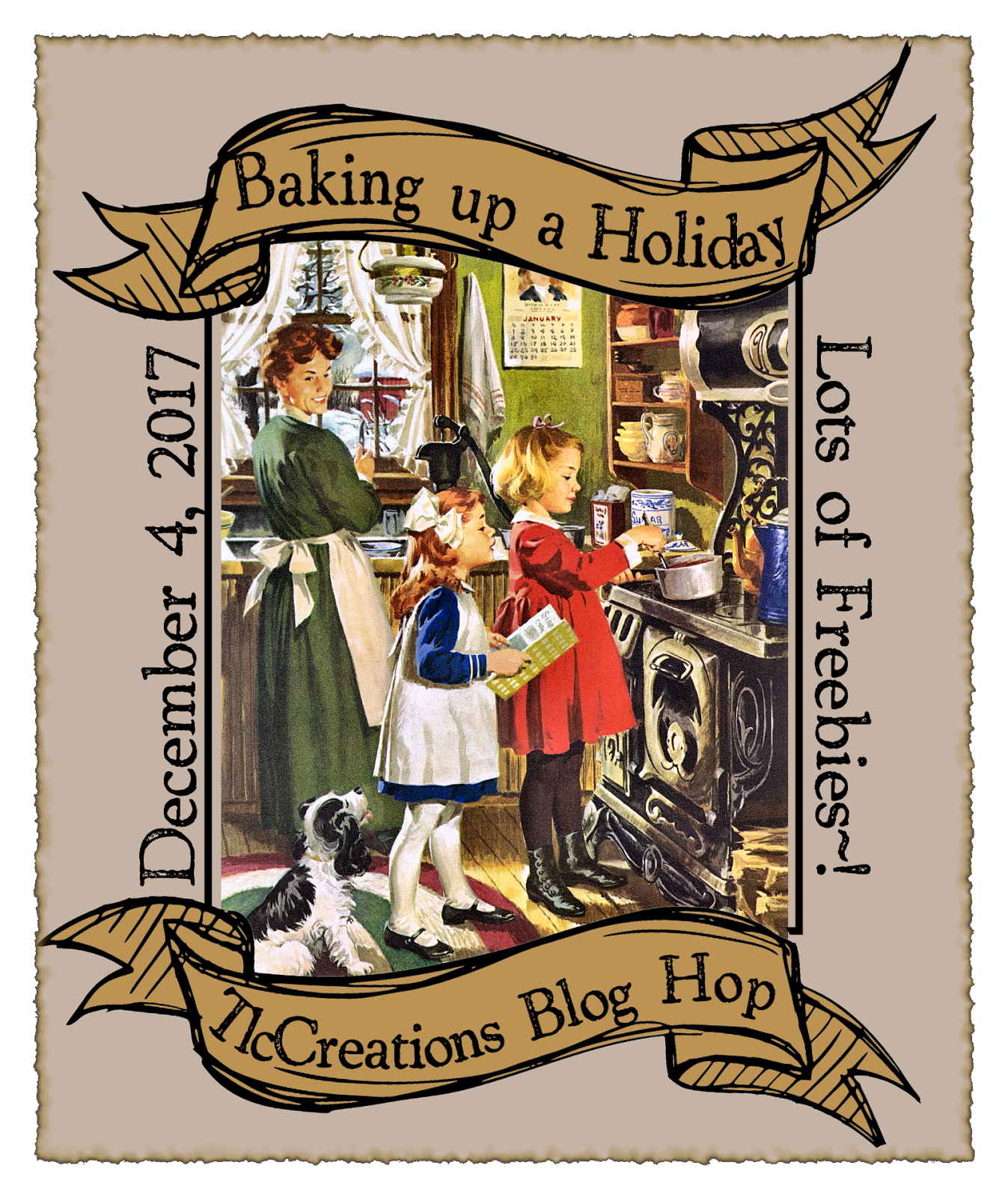 Create with TLC Blog Hop 12/4