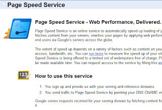 layanan online mempercepat loading website
