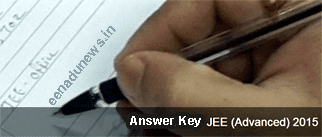 JEE Advanced 2015 Question Paper 24th May, JEE Advanced Answer Key 2015 Announced Today, JEE Advanced 2015 Key, IIT JEE Advanced Key Paper 1, Paper 2. Resonance Kota JEE Advanced Rank Predictor 2015, JEE Advanced 2015 Solution