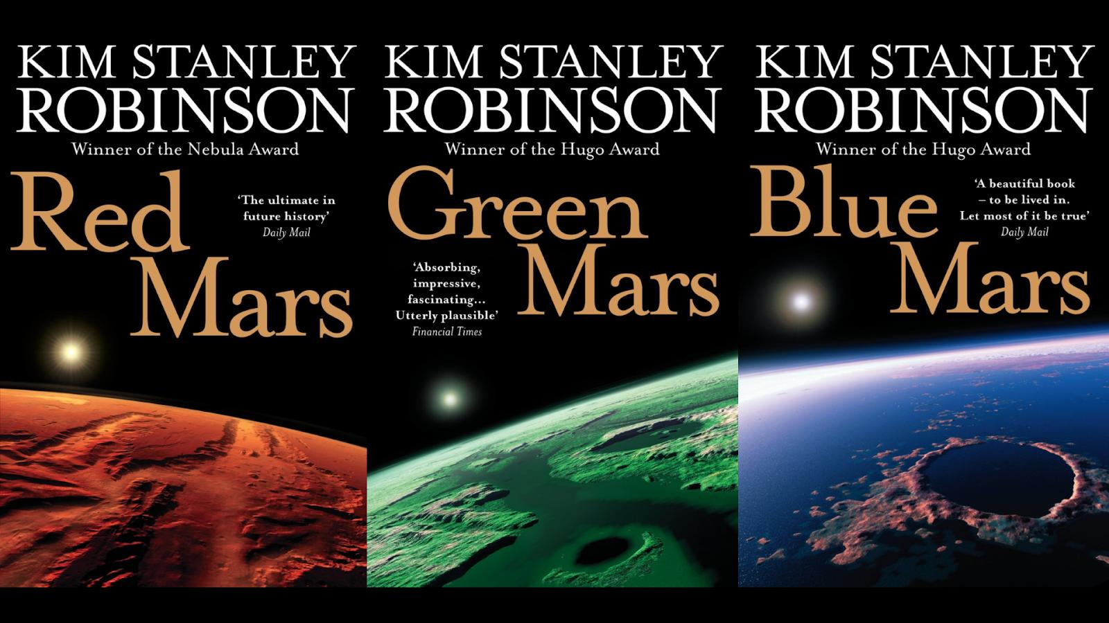 mars+trilogy