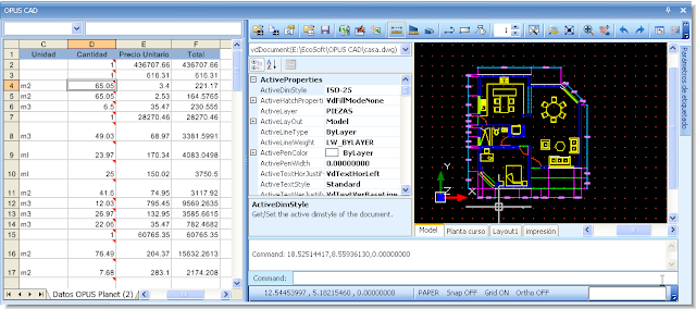 Opus Planet 020 Numeros Generadores Opus CAD
