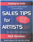 SALES TIPS FOR ARTISTS
