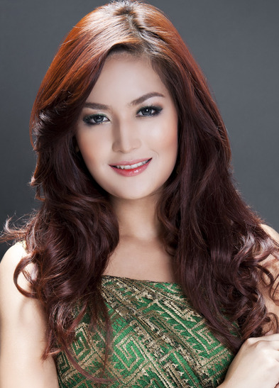 Beautiful Indonesian Woman