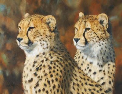 animales-leopardos-pintados-en-fotorrealismo-oleo