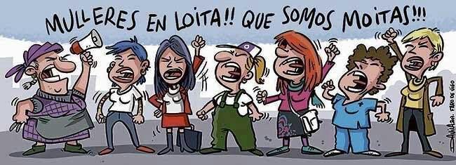 mulleres bravas