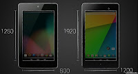 New Nexus 7 Features
