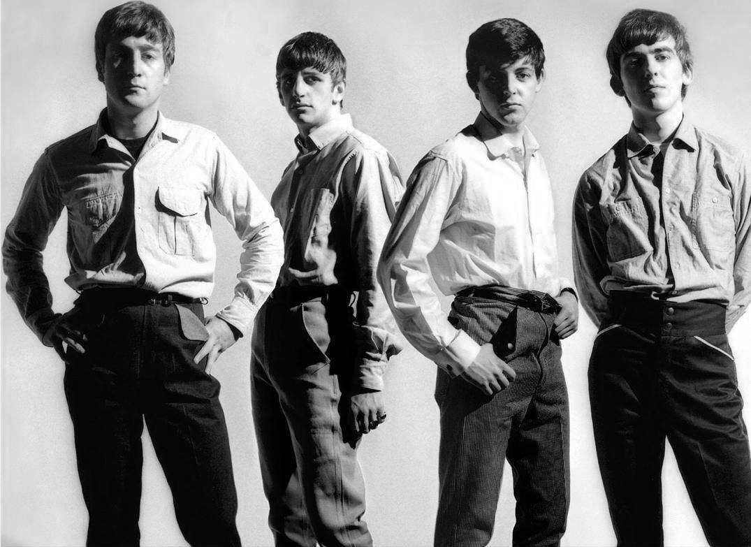 Book Cover Black Beatles ~ The daily beatle lybro jeans photo shoot