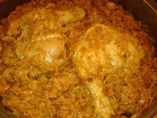 varza calita, varza calita cu pui, varza calita cu copane de pui, retete culinare, retete cu pui, preparate culinare, retete de mancare, reteta varza calita, varza dulce calita, varza proaspata calita, varza calita la cuptor,