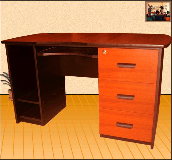 Dise o de interiores escritorios en melamine for Modelos de escritorios para oficina