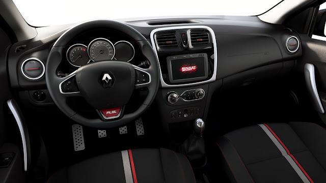 New Renault Sandero RS