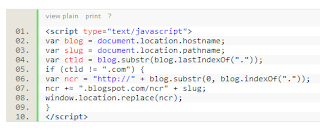 How to Add Syntax Highlighter in Blogger Blog