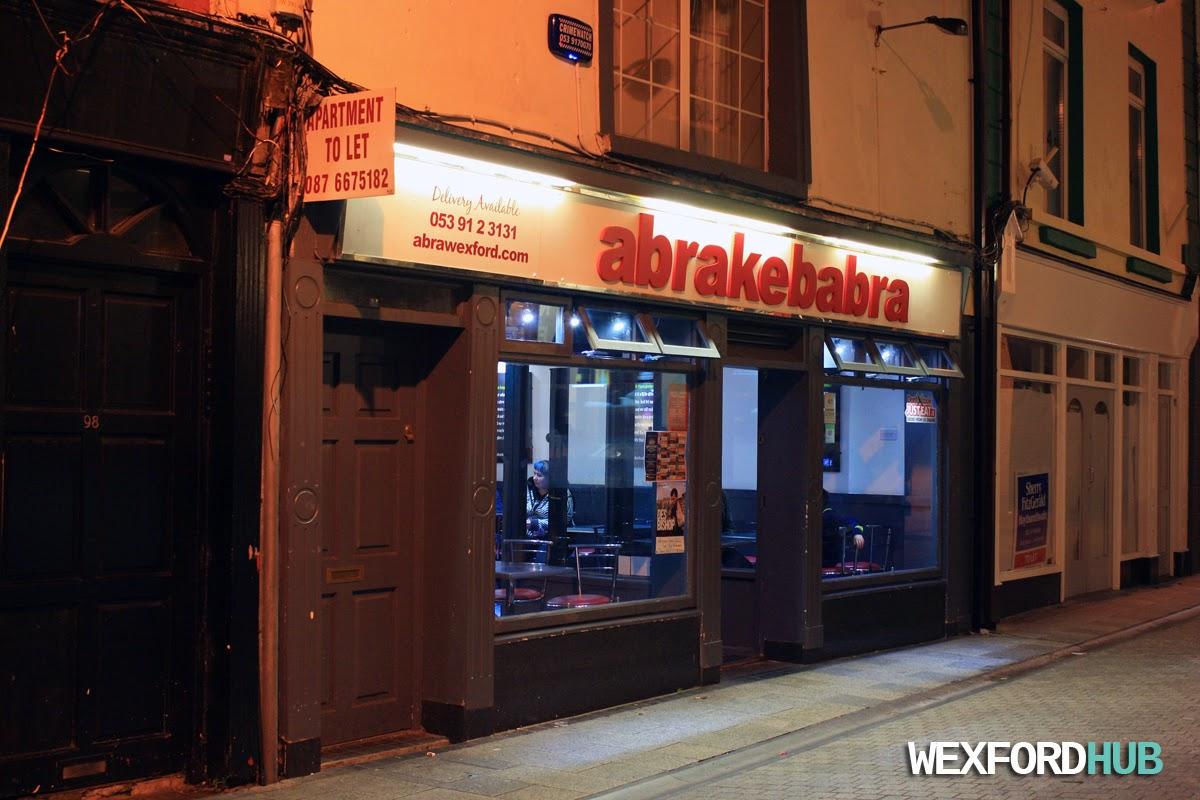 Abrakebabra, Wexford