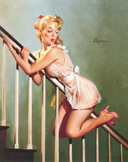 Pin up, ropa interior