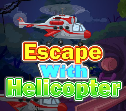Smilecliker Escape With Helicopter