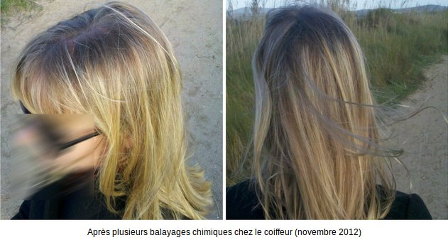 Coloration cheveux aube indienne