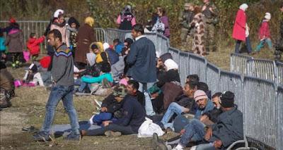 اللجوء في اليونان