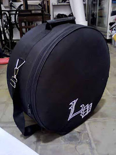 tas snare drum custom model backpack