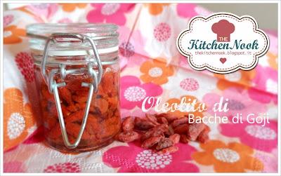 collaborazione con bacche di goji e ricetta di un cosmetico antiossidante facile facile!