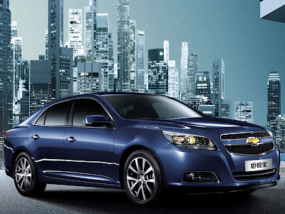 Malibu 2013 on 2013 Chevrolet Sedan Sport Malibu   Cars  Concept   Design