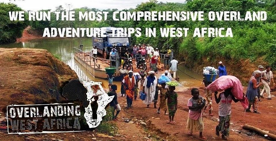 West Africa Overland Adventure Tours