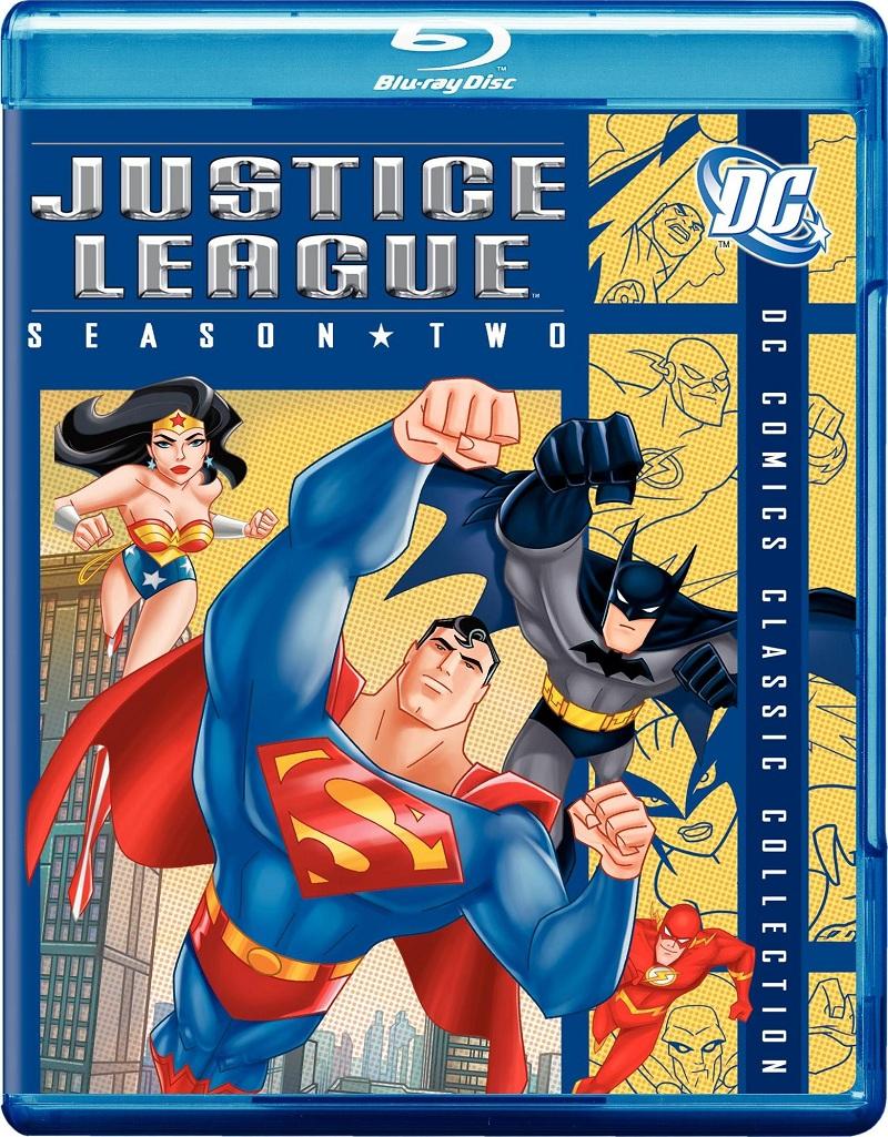liga justicia capitulos:
