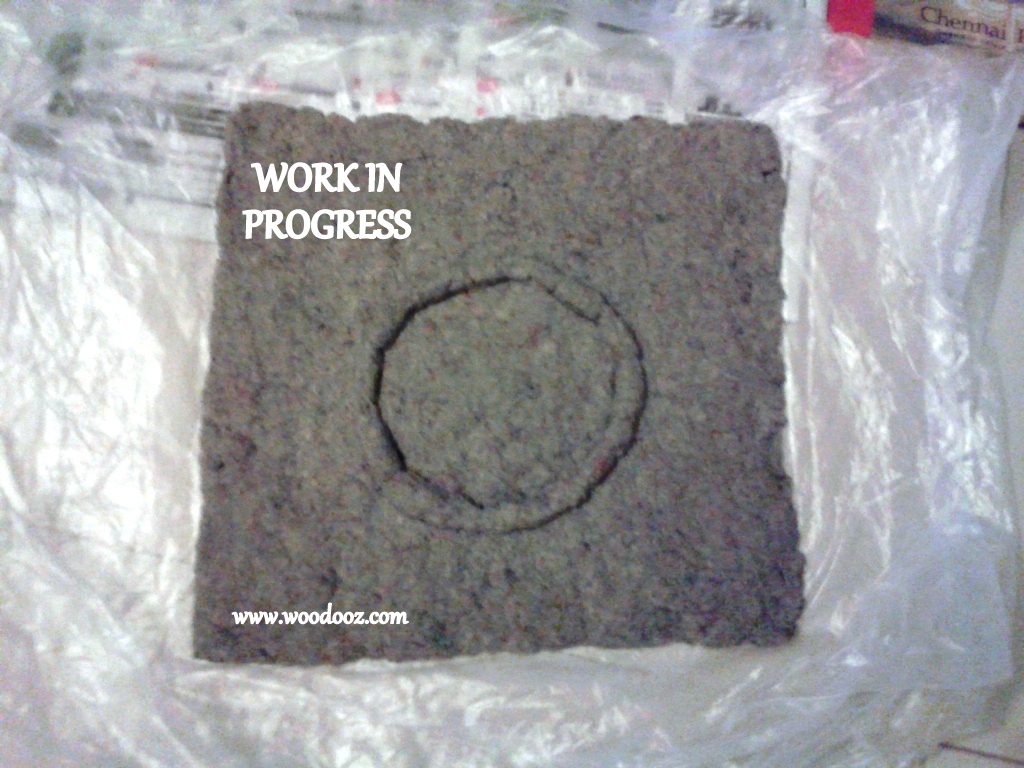 Making paper mache a step by step guide indian woodworkingdiy paper mache project jeuxipadfo Image collections