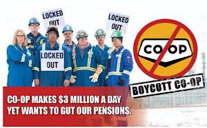 Boycott CO-OP