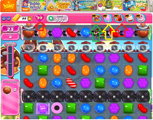 Unlimited Live Candy Crush Saga