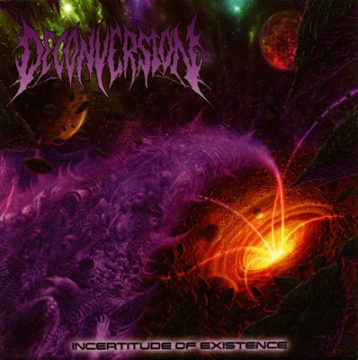 Deconversion Technical Death Metal from Mexico, Deconversion Demo, Deconversion Incertitude of Existence