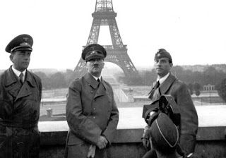 Hitler in Paris, 1940