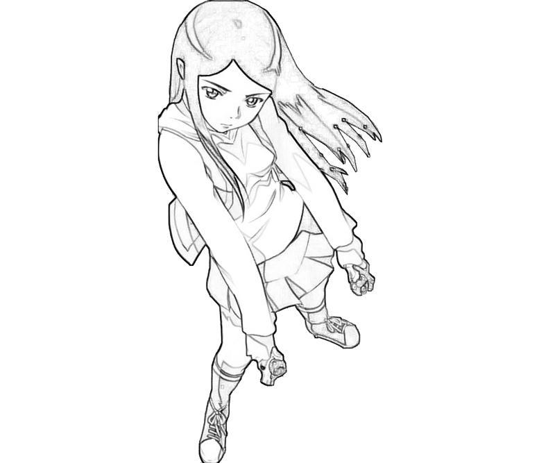 natsuki-kuga-weapon-coloring-pages
