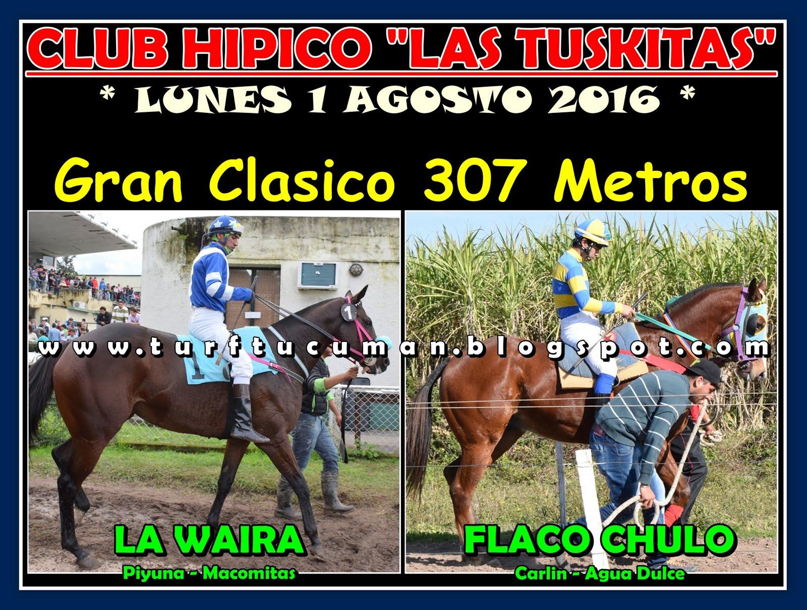 FLACO VS WAIRA