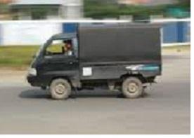 Sewa Mobil Box di Pelabuhan Belawan Murah